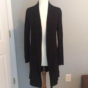 NWT Worthington Black Cardigan